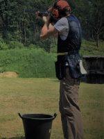 Trening strzelecki - przystrzelanie broni 2019